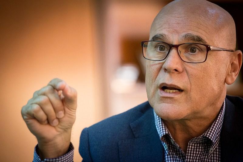 Rafael Yanes, viceconsejero de Empleo y Emprendeduría del Gobierno de Canarias. / ANDRÉS GUTIÉRREZ
