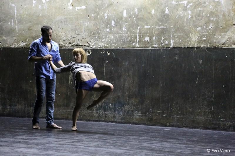 El bailarín tinerfeño estará hoy y mañana en el Teatro Victoria. / DA