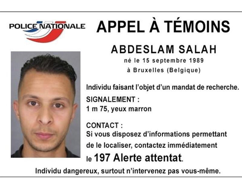 Foto e identidad del terrorista a la fuga. | DA