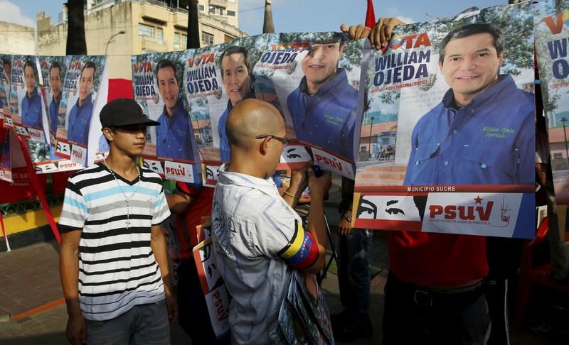 VENEZUELA ELECCIONES 6D