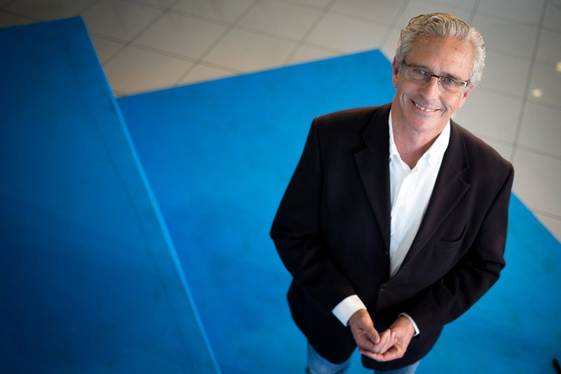 Pablo Matos, candidato del PP al Congreso              de los Diputados por                          Santa Cruz de Tenerife. / ANDRÉS GUTIÉRREZ