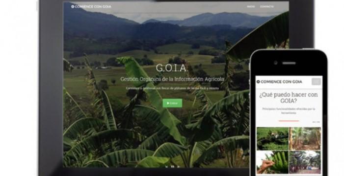 Goia, o cómo gestionar el futuro de los cultivos