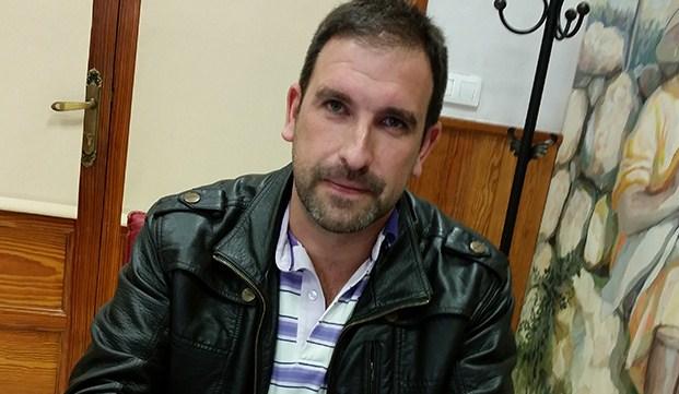 Juan Ramón Martín Pérez, concejal de Medio Ambiente de Arafo. / DA
