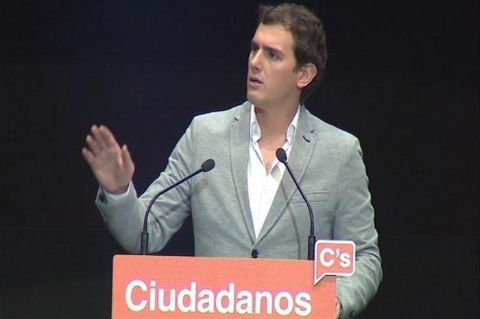 Albert Rivera, líder de Ciudadanos. | EP