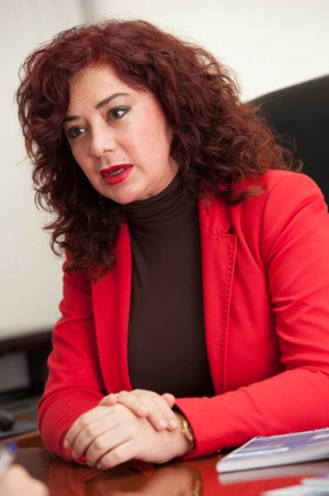 Beatriz Barrera. | FRAN PALLERO