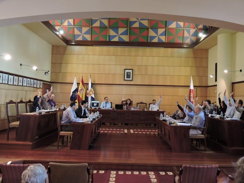 Salió adelante una moción de SSP contra la introducción del gas y a favor de las energías renovables. / NORCHI