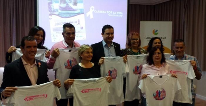 Carrera por la Vida: una caminata solidaria contra el cáncer de mama
