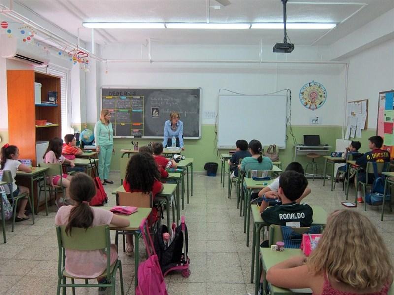 Educación duplicará el número de plazas ofertadas para 2016. / EP