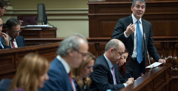 Clavijo interpreta a su favor las sentencias sobre la moratoria