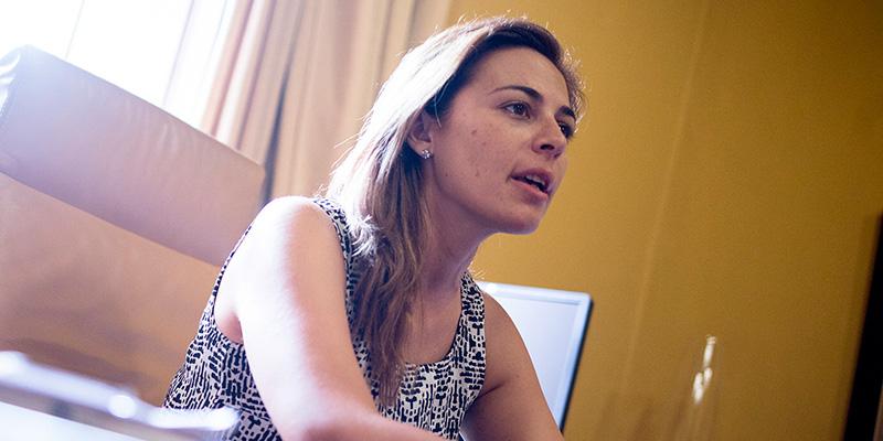 Candelaria Díaz