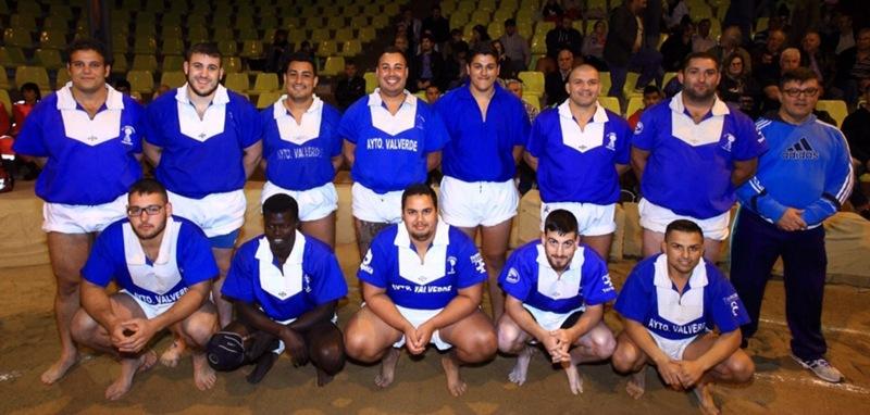 Club de Lucha Concepcion El Hierro