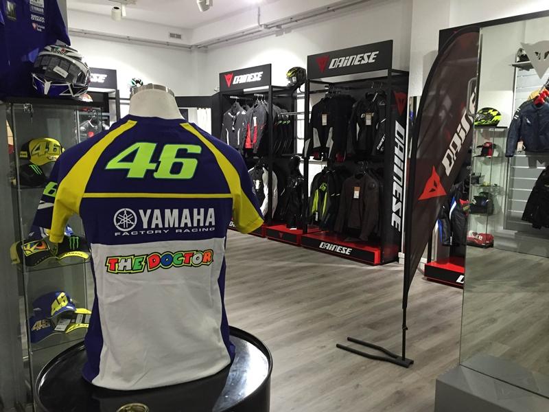 Imagen de la nueva tienda de D'Motos en Santa Cruz. | DA