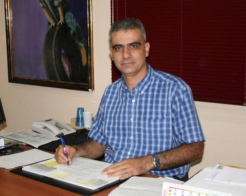 Juan Rodríguez Bello. / DA