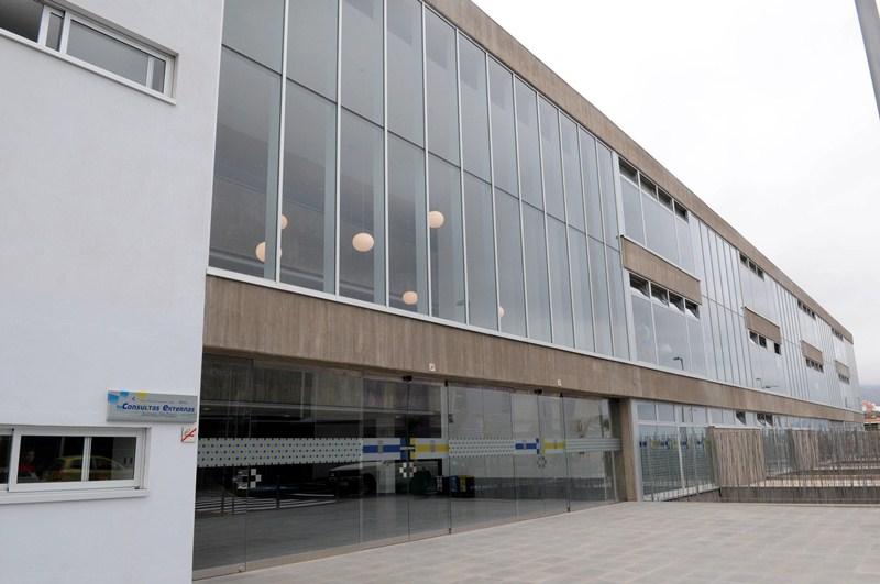 El Hospital del Norte de Tenerife cuenta con una parte sociosanitaria gestionada por el Cabildo insular. / DA
