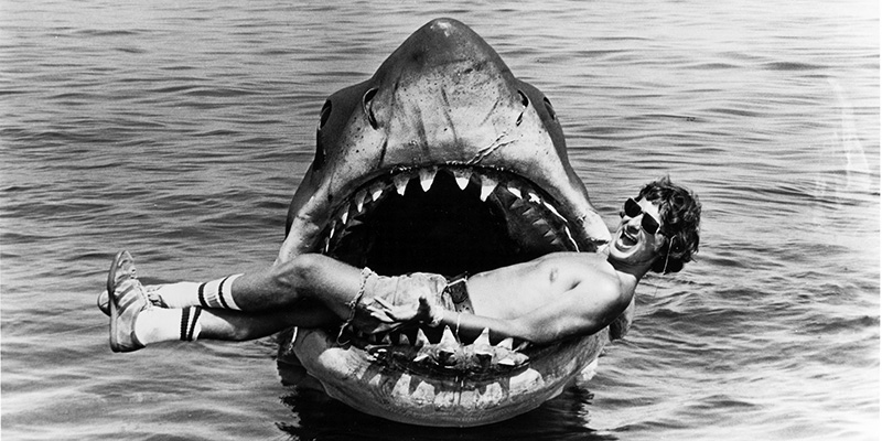 JAWS - TIBURÓN SPIELBERG