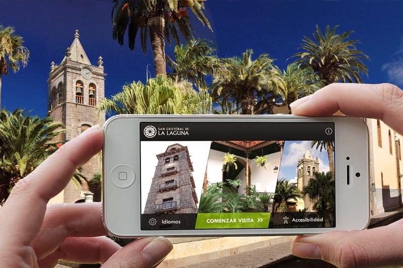 La aplicación ofrece cuatro rutas por más de 30 lugares, con una duración de más de siete horas. / DA