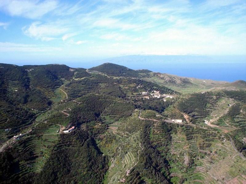 La ubicación del radar, segundo del Archipiélago, fue consensuada entre la Aemet y el Gobierno insular. / DA