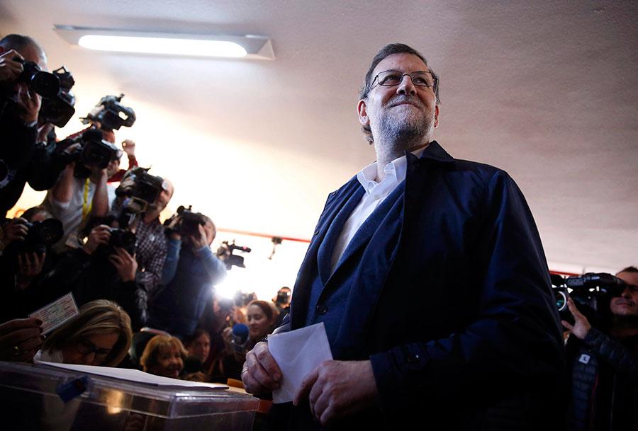 Mariano Rajoy 20D 1