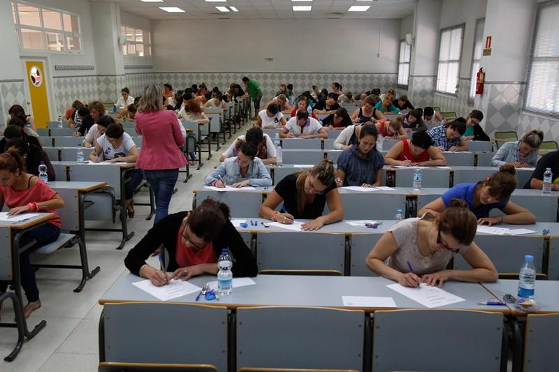 Los exámenes en Tenerife se realizarán en el campus de Guajara. / DA