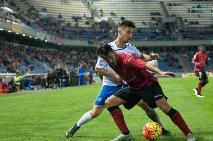 Omar marcó el gol de la remontada del pasado sábado. | FRAN PALLERO