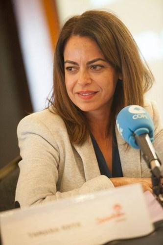Tamara Raya. Candidata del PSOE al Congreso. / F.P.
