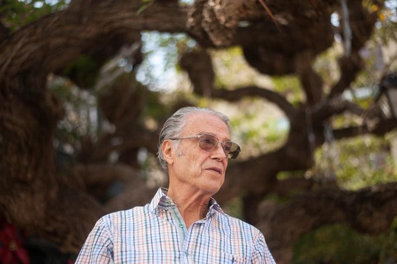 Melecio Hernández, escritor e investigador. / FRAN PALLERO