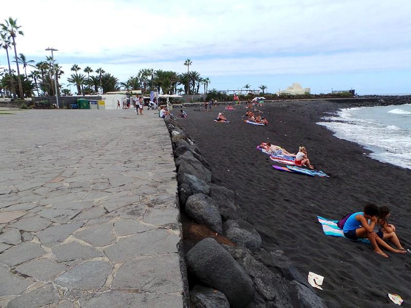 La regeneración de la playa de Martiánez es un proyecto que data del año 2006. / MOISÉS PÉREZ