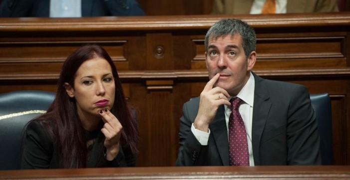 CC y PSOE aprueban las cuentas de 2016 con el único apoyo de ASG