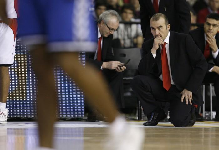 Ponsarnau fue destituido tras ocho jornadas| ACB