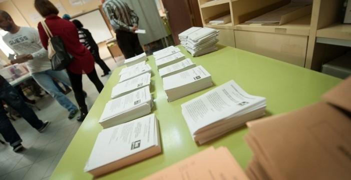 Tildan de chapuza el dispositivo electoral de la Policía Nacional