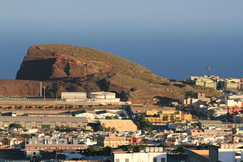 La regeneración de la montaña de Taco es uno de los proyectos clave. / DA