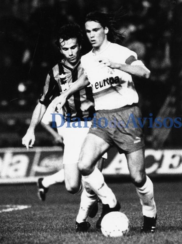 Fernando Redondo y Savicevic, los dos mejores jugadores del duelo|DA