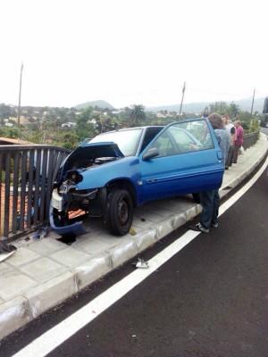 Estado en el que quedó el vehículo. | DA