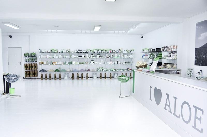 En su tienda se puede encontrar una gran cantidad de producto