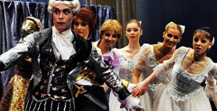 Ballet de Moscú trae a la Isla dos clásicos de Tchaikovsky