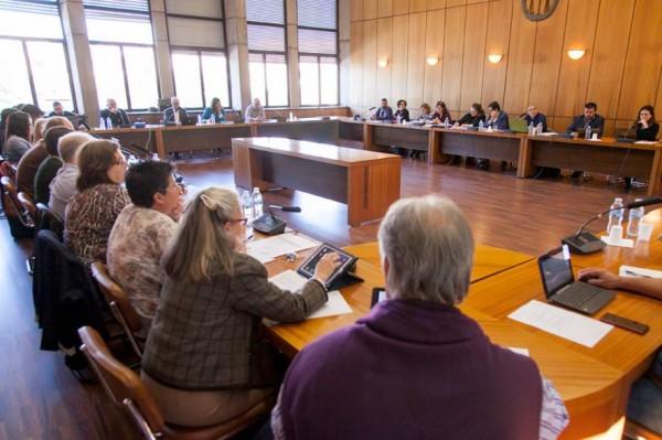 El Consejo de Gobierno de la institución aprobó ayer el anteproyecto de presupuesto. | DA