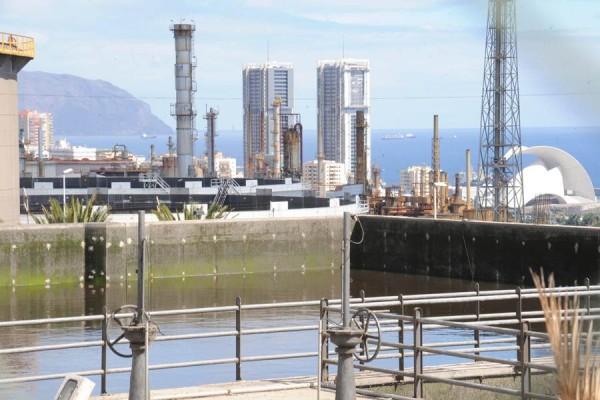La obra de Cabo Llanos permitirá a su vez mejorar la depuradora. | DA