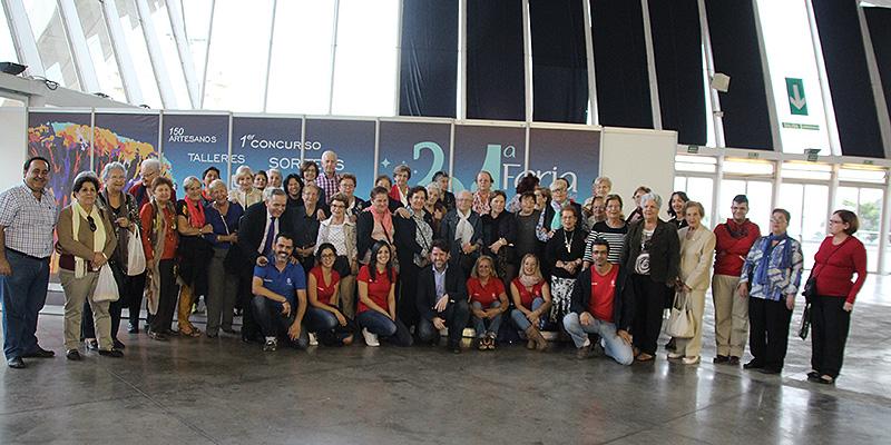 MAYORES FERIA ARTESANIA TENERIFE 2015