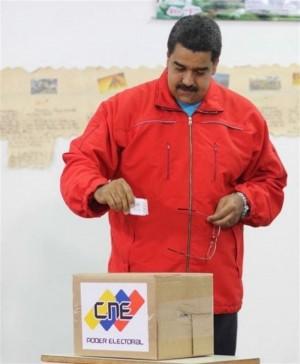 NICOLÁS MADURO ELECCIONES VZLA 6D