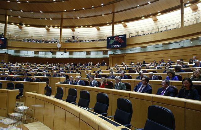 El Senado de la undécima legislatura se constituirá el 13 de enero de 2016, igual que el Congreso. / EP