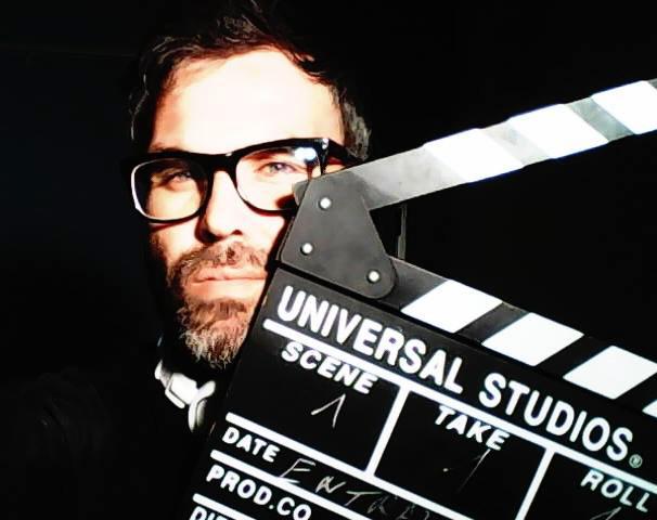 El realizador herreño César Morales. / DA