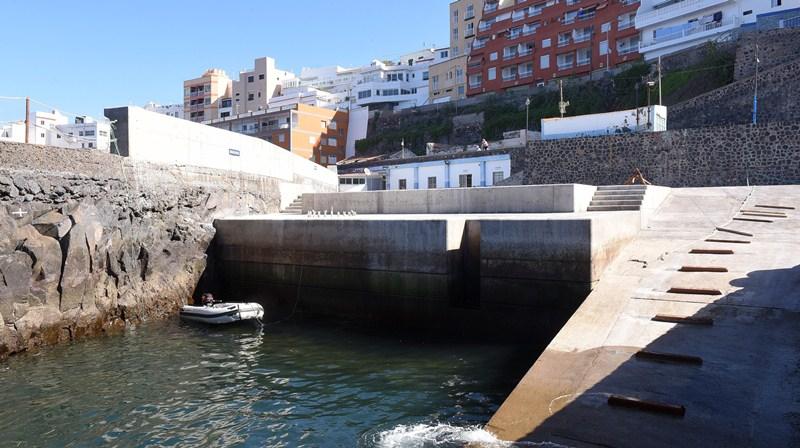 Aspecto actual del refugio, tras terminar el Ayuntamiento con sus obras. / SERGIO MÉNDEZ