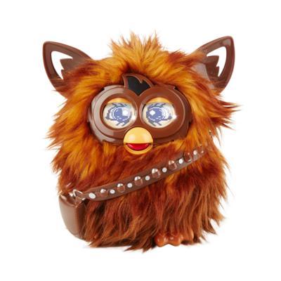 Furbacca, la versión de Chewbacca de Furby: 79,96 euros.