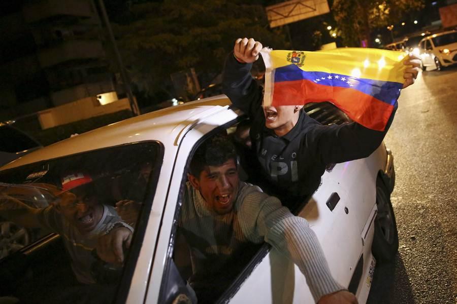 La oposición gana las elecciones en Venezuela. | REUTERS