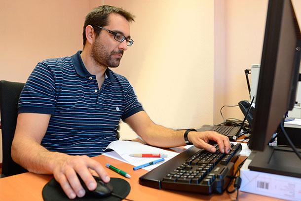 Domingo Jesús Lorenzo es profesor de la ULL y funcionario del Instituto Canario de Estadística (Istac). / DA