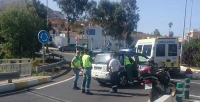 Un muerto y dos heridos graves por tres accidentes en vías tinerfeñas