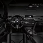 BMW M interior