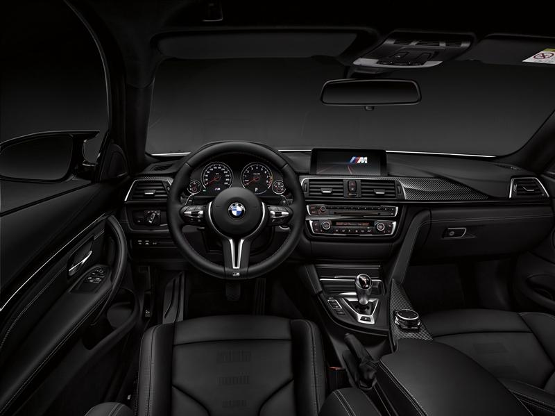 Interior del paquete de competición para los BMW M3 y M4. | DA