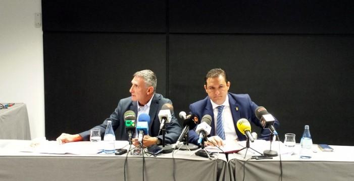 Los tres ediles de Ciudadanos por Arona se integran en el Gobierno