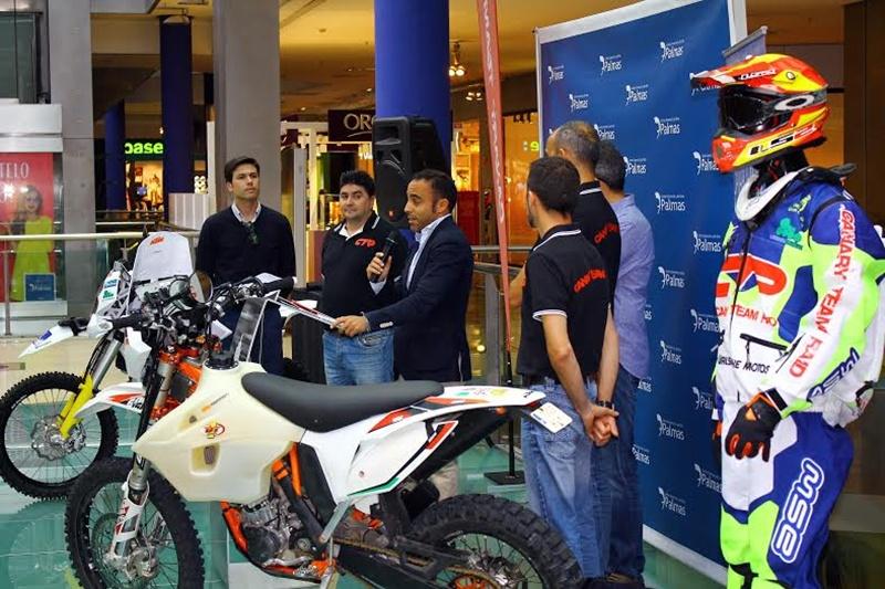 La prueba arrancará en Almería el próximo 25 de enero y concluirá en Dahkla (Marruecos),. | DA